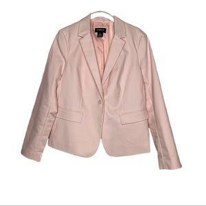 Liz Claiborne Career Pink Blazer